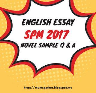 SPM English 1119 Essay Writing - ezinearticlescom
